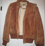 Berman's Men's Suede Jacket Size 42 in Bolingbrook, Illinois