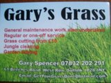 Get Your Grass Done -Gary's Affordable Lawn Care in Lakenheath, UK