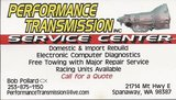 TRANSMISSIONS-REBUILT OR JUST REPAIRED ** CHEAP PR in Fort Lewis, Washington