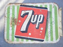 7-Up Sign {Double Sided} in Baytown, Texas