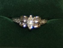 DIAMOND ENGAGEMENT RING in Conroe, Texas