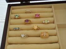 Size 7 to 7-1/2 Rings in Camp Lejeune, North Carolina