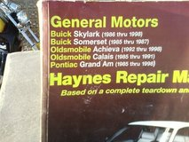 Haynes Repair Manual (GM) in Alamogordo, New Mexico
