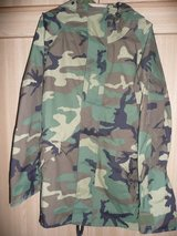 Goretex camouflage jacket, size L in Spangdahlem, Germany
